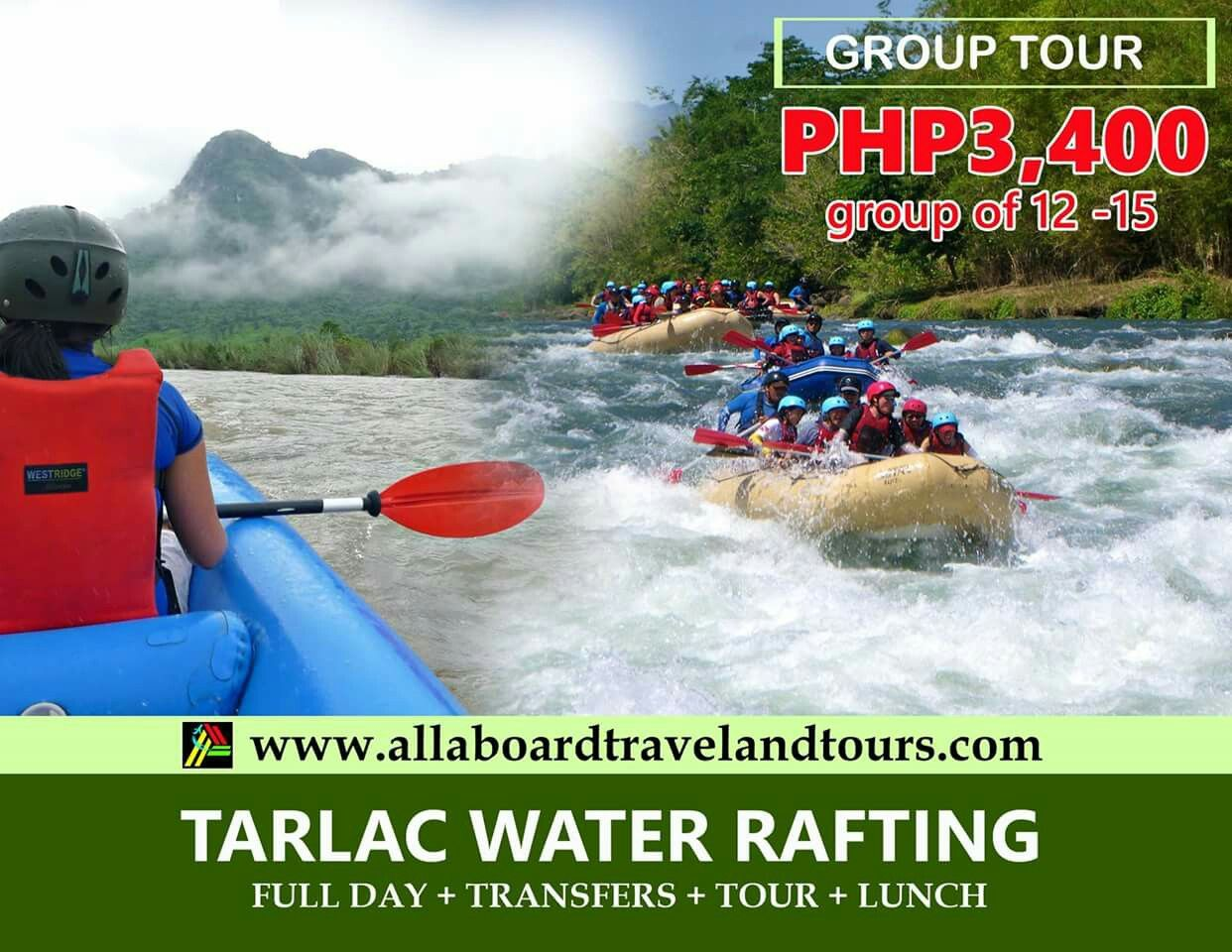 Crib for sale tarlac - Tarlac Water Rafting Day Tour Group Rate Php3 400 Person Inclusions