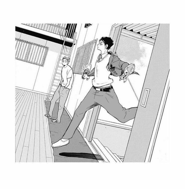 Haikyuu !! Doujishi  - 26
