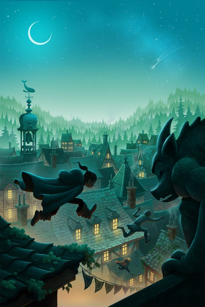 ArtStation - The Luck Uglies, Petur Antonsson
