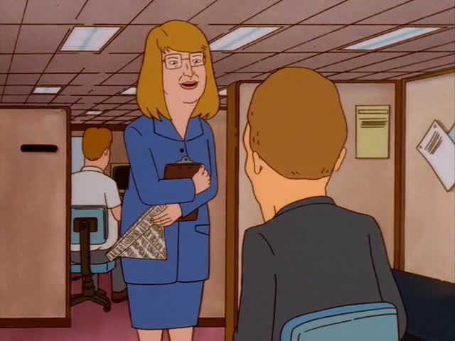 King of the Hill Season 5 Episode 14 – The Exterminator