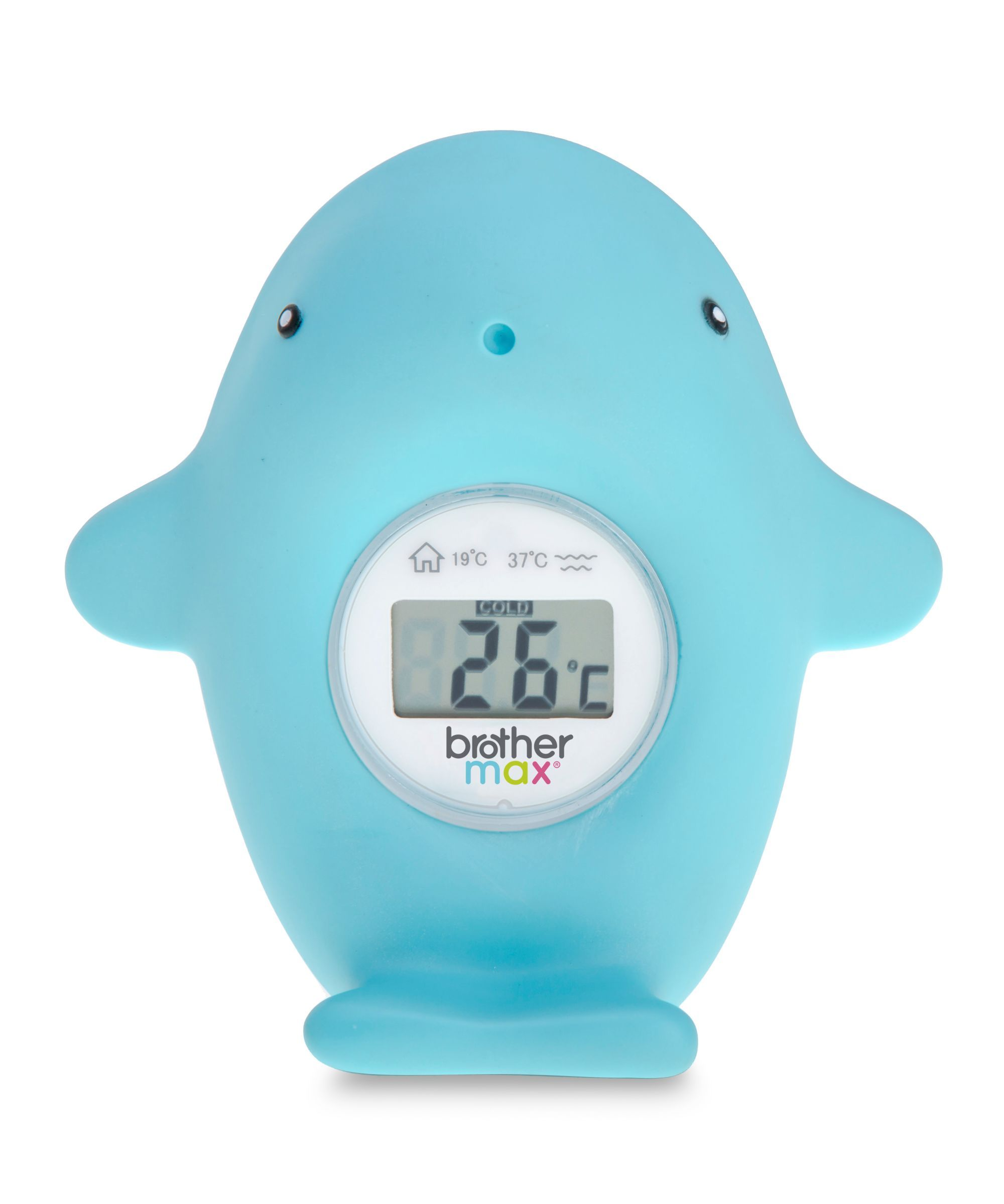 Brother Max Whale Bath and Room Thermometer | Babies