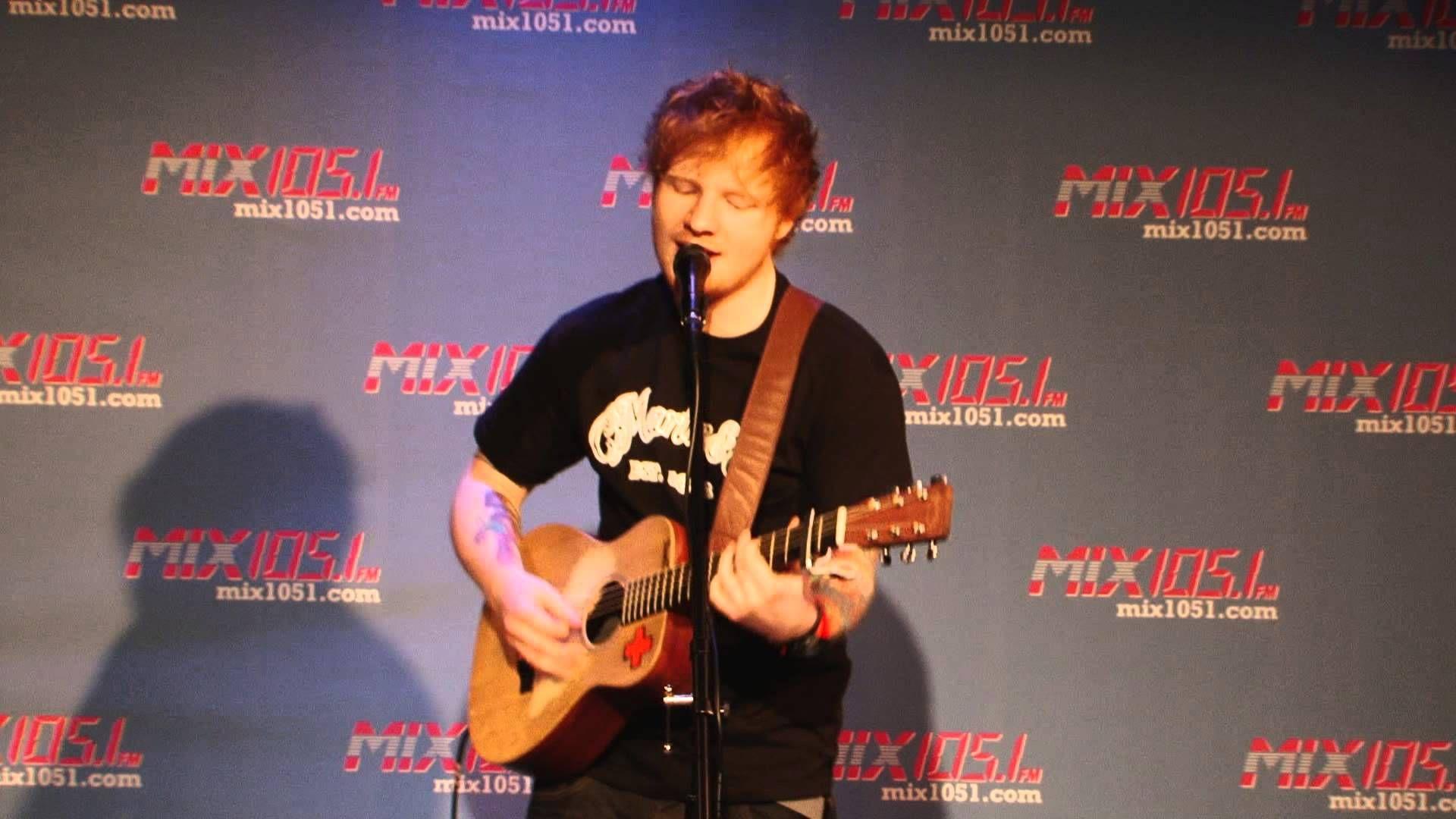 Ed Sheeran No Diggity Cover With Images Ed Sheeran Cover