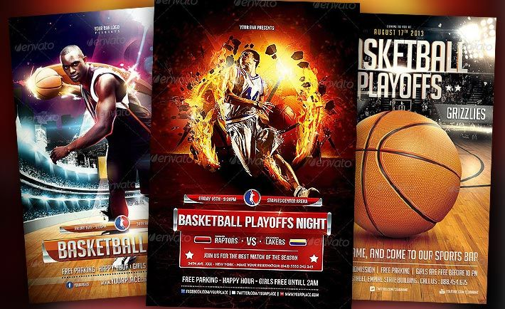 A new great new year flyer template! check it out at http\/\/www - basketball flyer example