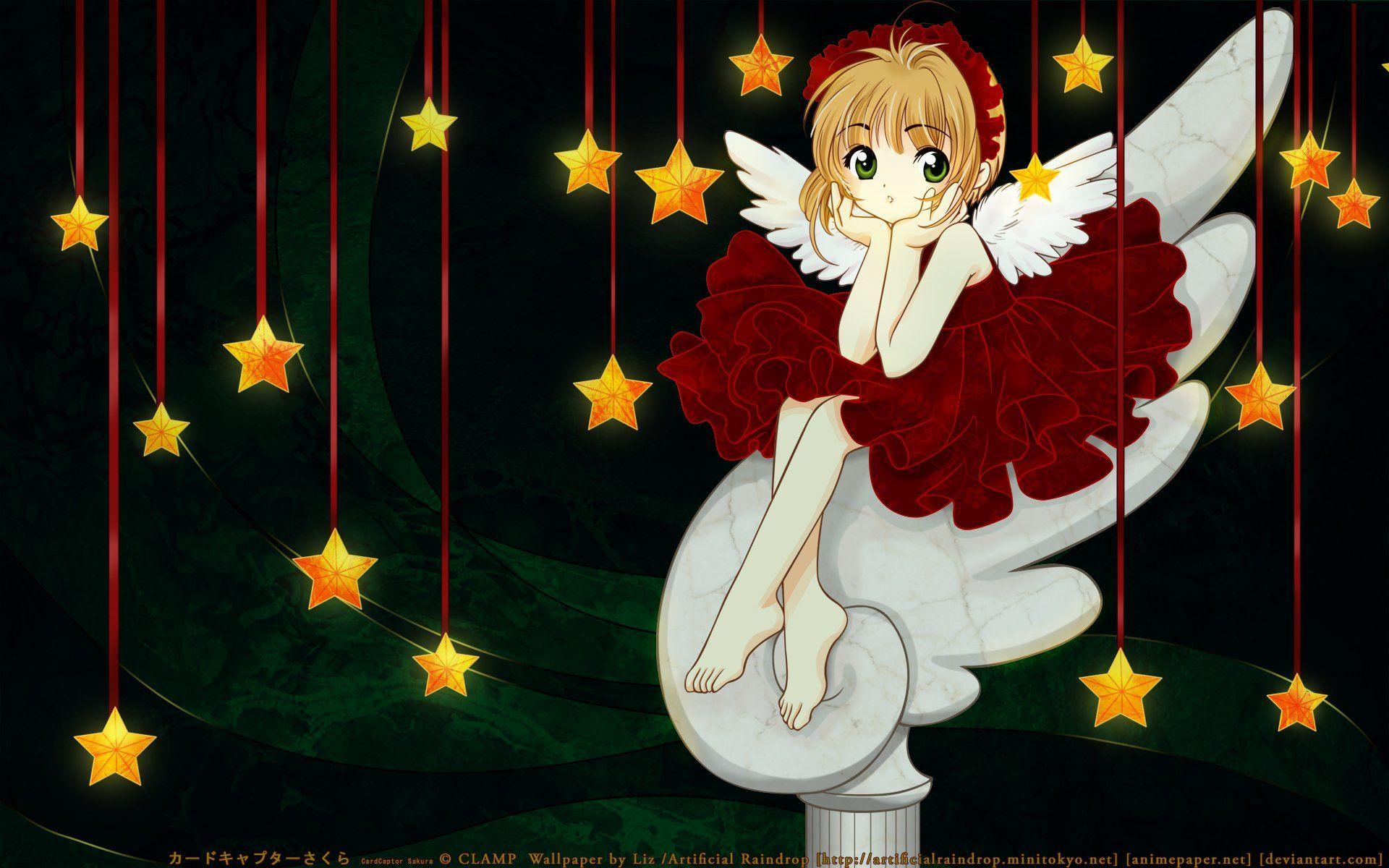 Cardcaptor Sakura Wallpapers Desktop Background For Free Wallpaper Cardcaptor Sakura Anime Sakura