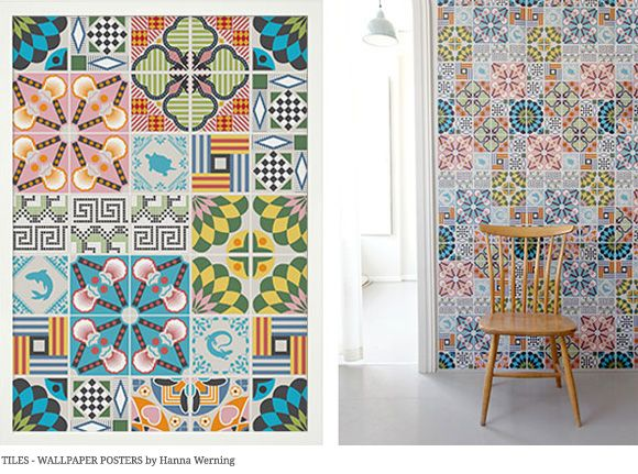 Wallpaper Posters by Hanna Werning Home Pinterest Wallpaper