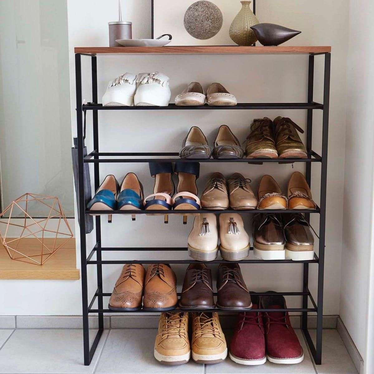 Better Homes And Gardens 2 Tier Stackable Shoe Rack
