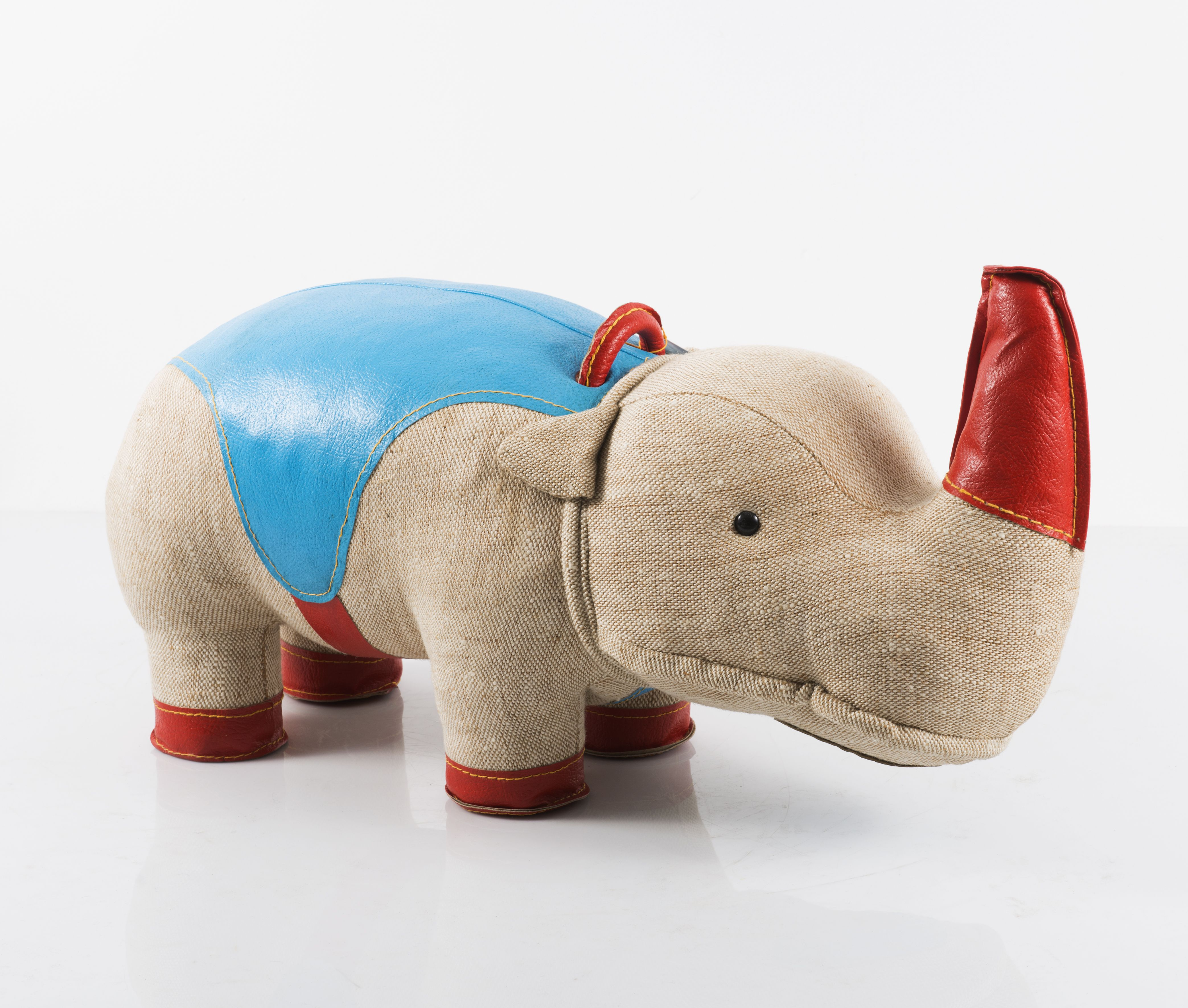 auction 121A lot 153 Renate Müller. Rhino, c1968