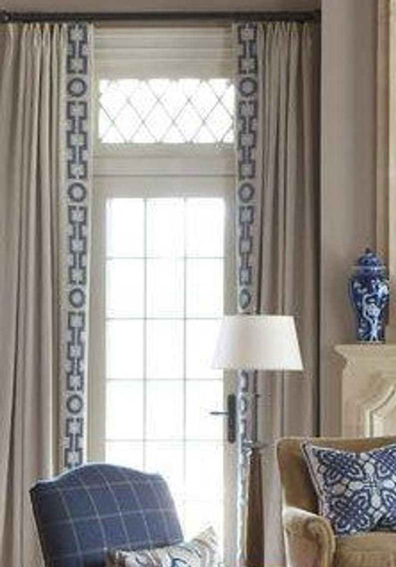 Pin By Bethany Luthy On Bedroom In 2020 Pinch Pleat Curtains Pleated Curtains Custom Curtains