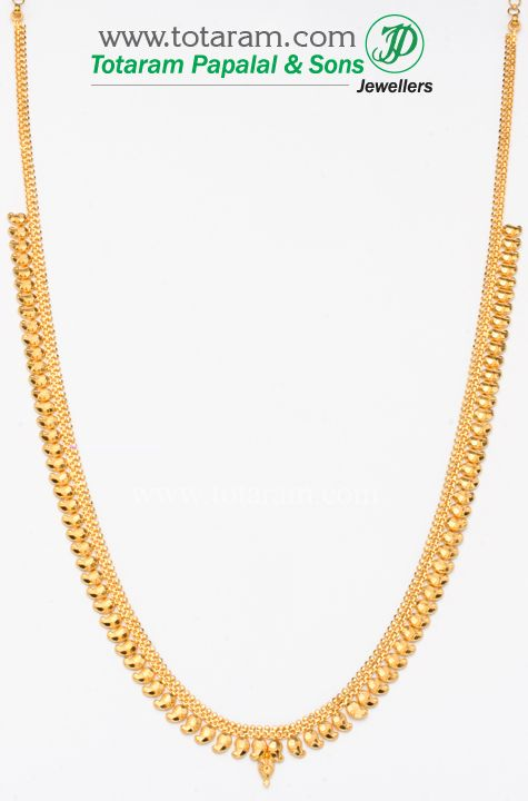 jewellery chains indian india the online white pics chain in gold bluestone cable buy designs