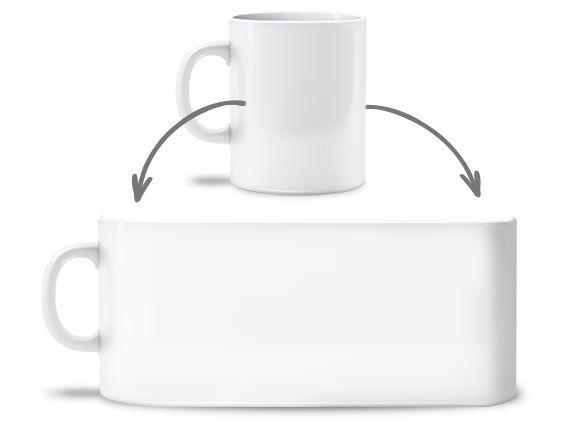 Tasse | Tassen bedrucken, Tassen, Becher bedrucken