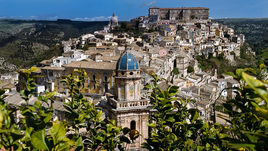 Italy - Ragusa Ibla - Sicily