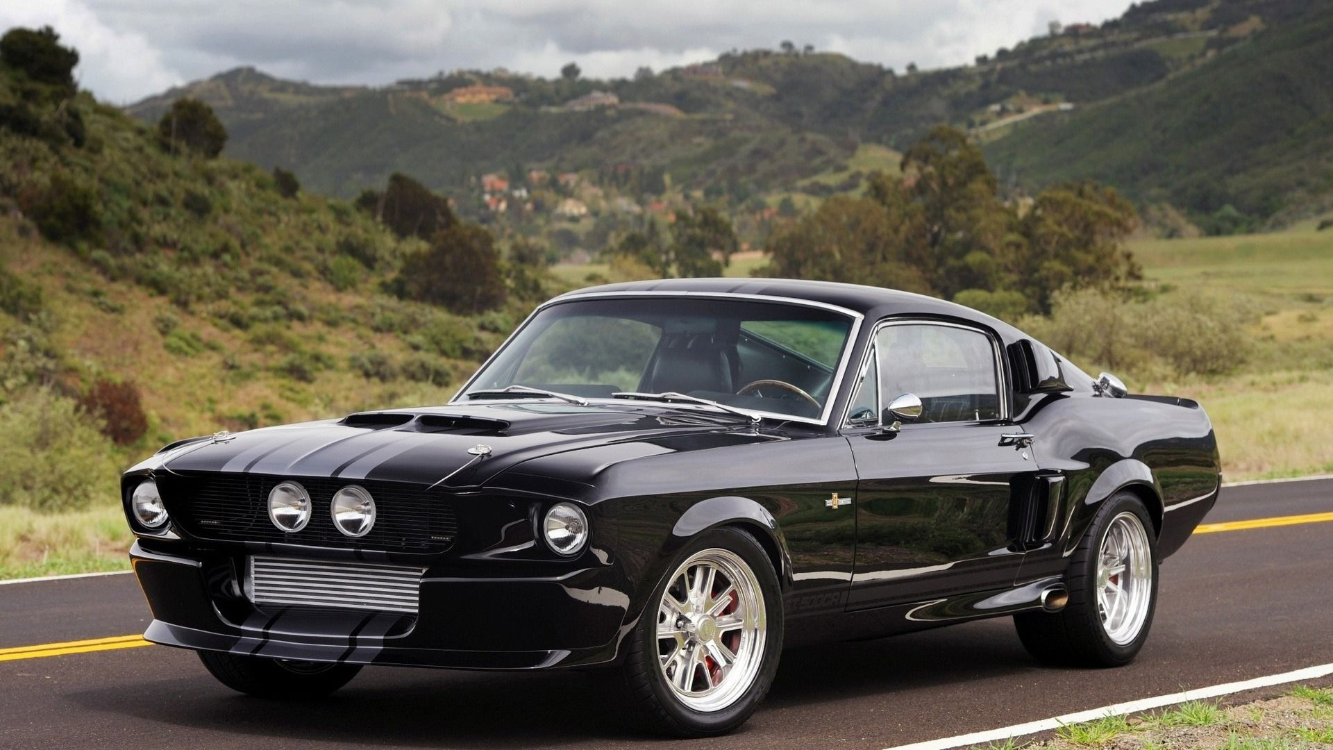 Ford mustang 1967 wallpapers car galleries