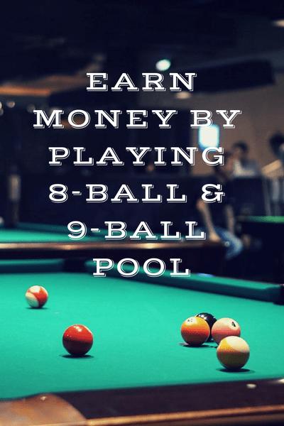 8 Ball Pool Play Online Earn Money