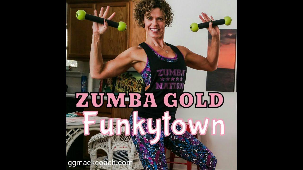 Funkytown Zumba Gold Toning Zumba, Gold tones, Gold