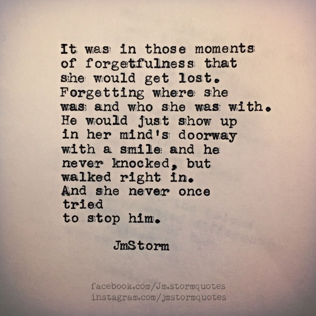 Forgetfulness Words Wisdom Quotes