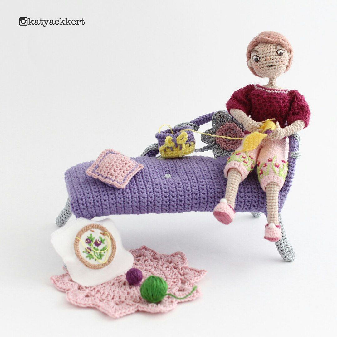 Beauty and Things (Вязаная игрушка, амигуруми) | Вязание:ПУПСЫ ...