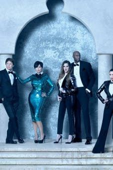 The Best Celebrity Christmas Cards Of 2020 Ranging From Cringe To Classic Kardashian Family Photo Kardashian Christmas Card Kardashian Christmas