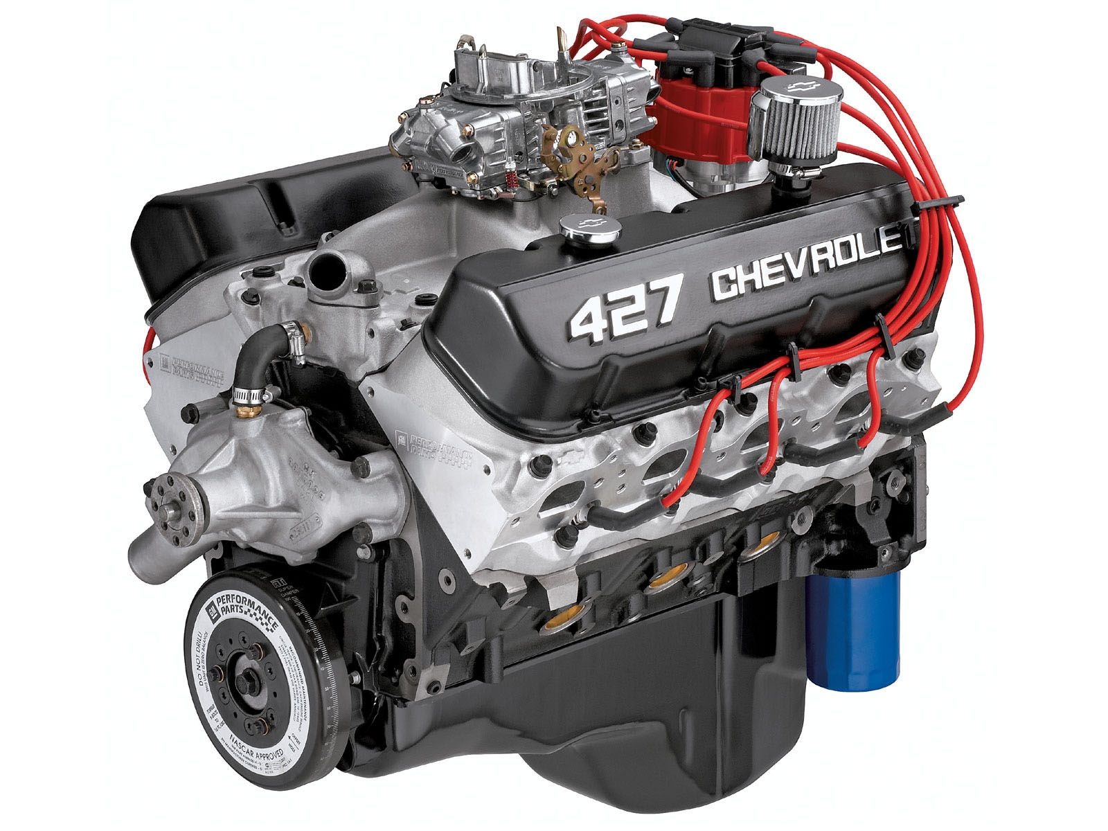 Chevy crate engine and transmission packages pictures to for Rebuilt motors and transmissions