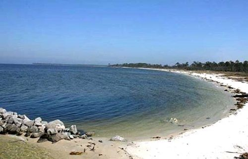 West Beach In Fort Morgan Relax The Best Secluded Alabama