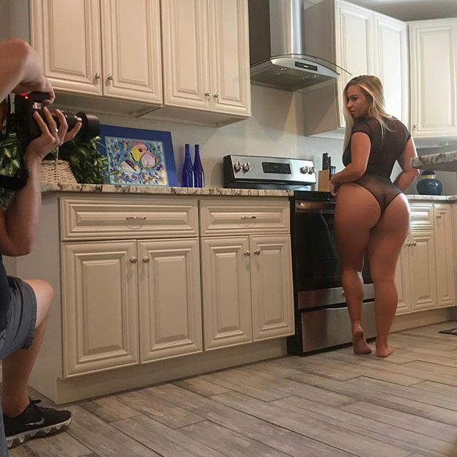 Excellent question big ass booty in the kitchen accept