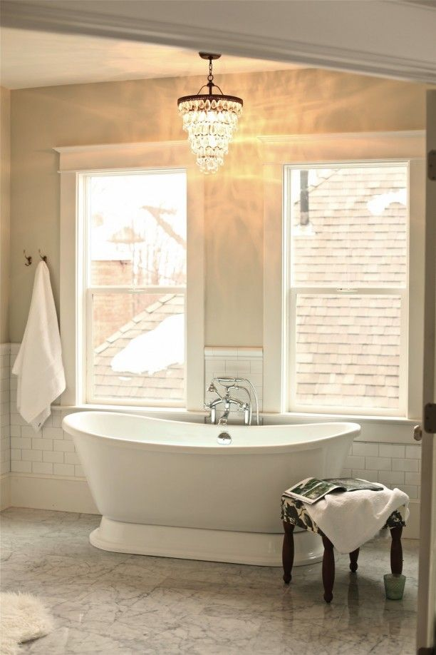 Bathroom: How To Pick Classic And Unique Bathroom Chandeliers ...