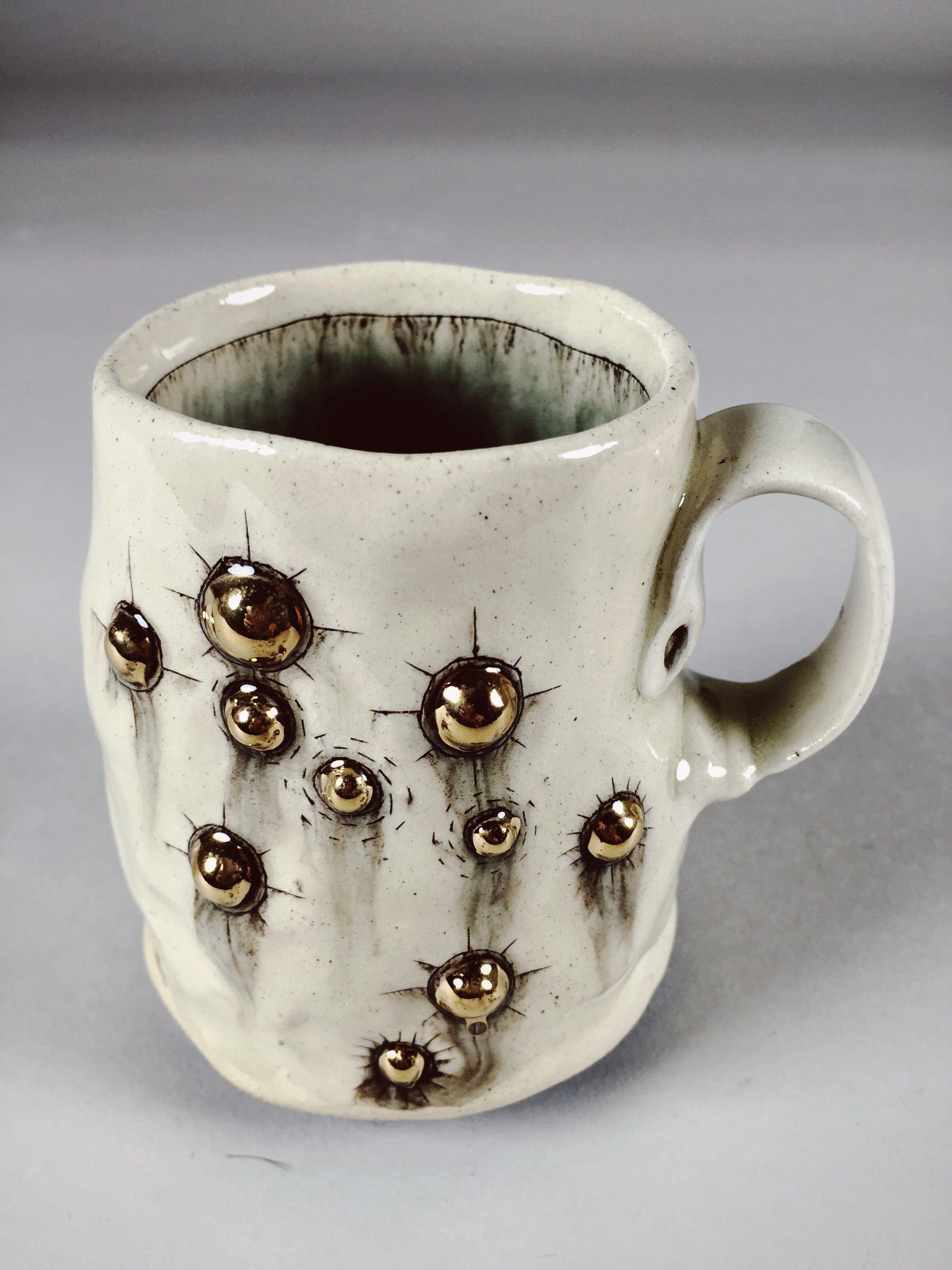 Ashley ceramics constellation mug ig ashleyeyoung for Clay mug ideas