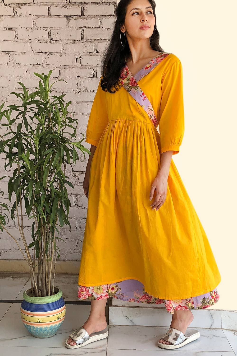 Candlelight double layered maxi dress enjoy the warm weather in