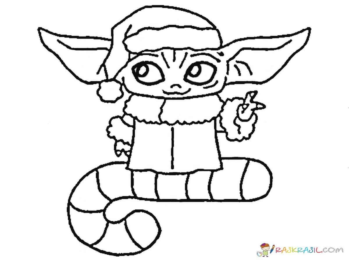 Coloring Pages Baby Yoda The Mandalorian And Baby Yoda Free Coloring Pages Unique Coloring Pages Yoda