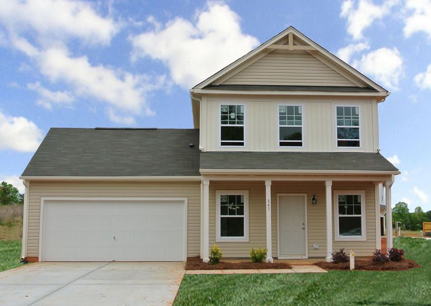 The Devin Plan In Waldon Park Charlotte Nc By True Homes Charlotte Trulia True Homes House Styles Home And Family