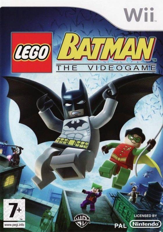 Sparen25 Denintendo Wii Spiel Lego Batman The Videogame De En