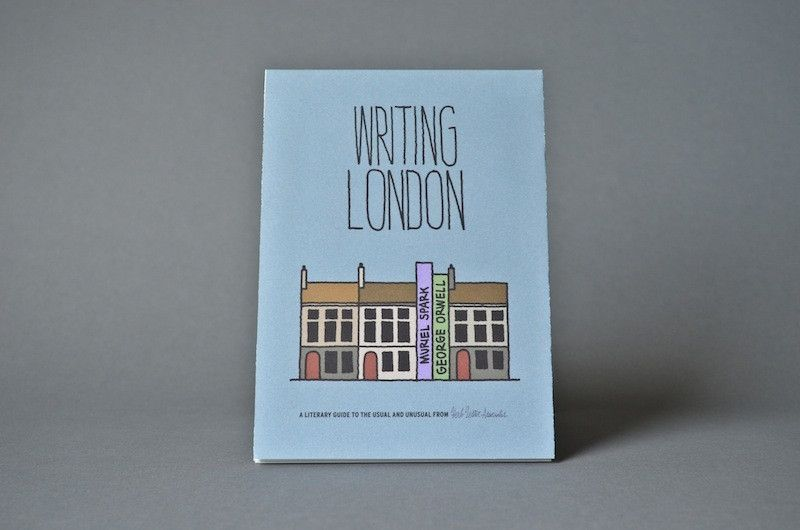 Must buy: Writing London, an artistic map of literary London