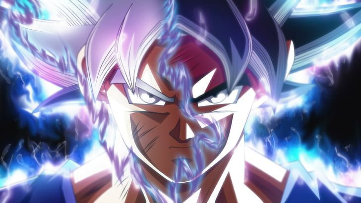 Dragon Ball Super Son Goku Ultra Instict Mastered Ultra Instinct Hd Wallpaper Dragon Ball Super Wallpapers Dragon Ball Super Art Dragon Ball Wallpapers