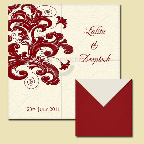 indian invitations online Indian Wedding Invitation - Online - invitation template online