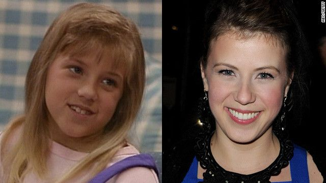 After Playing Stephanie Jodie Sweetin Appeared On Party Of Five