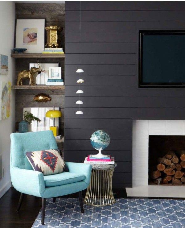 die besten 25 vintage modern ideen auf pinterest vintages modernes wohnzimmer moderne. Black Bedroom Furniture Sets. Home Design Ideas