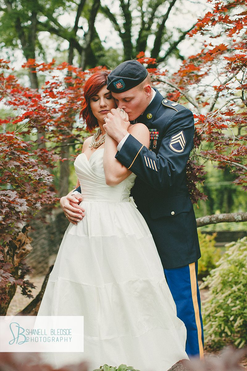 Chelsea Nick 1 Year Anniversary Photo Session In Uniform Wedding Anniversary Photos Army Wedding Anniversary Photos [ 1200 x 800 Pixel ]