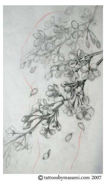 Family Tree Tattoos Blossom Tree Tattoo Cherry Tree Tattoos Realistic Flower Tattoo