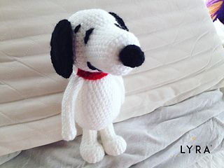 Amigurumi Patterns Snoopy : Ravelry: snoopy amigurumi pattern by joana rodrigues crochet