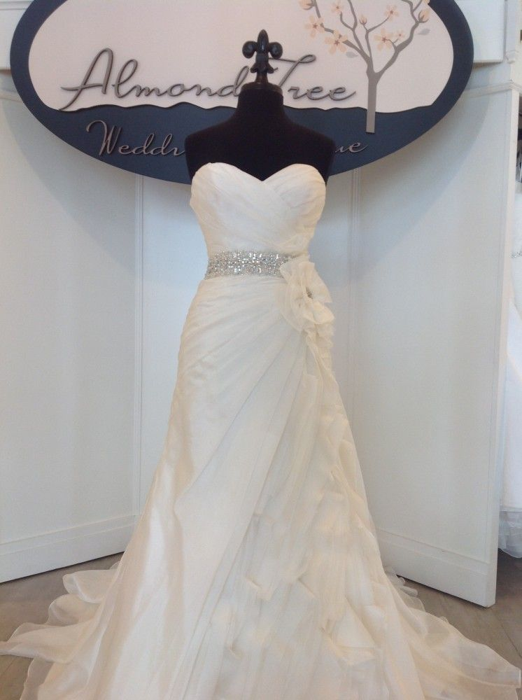 Maggie Sottero Antonia Almond Tree Wedding Boutique Boutiques