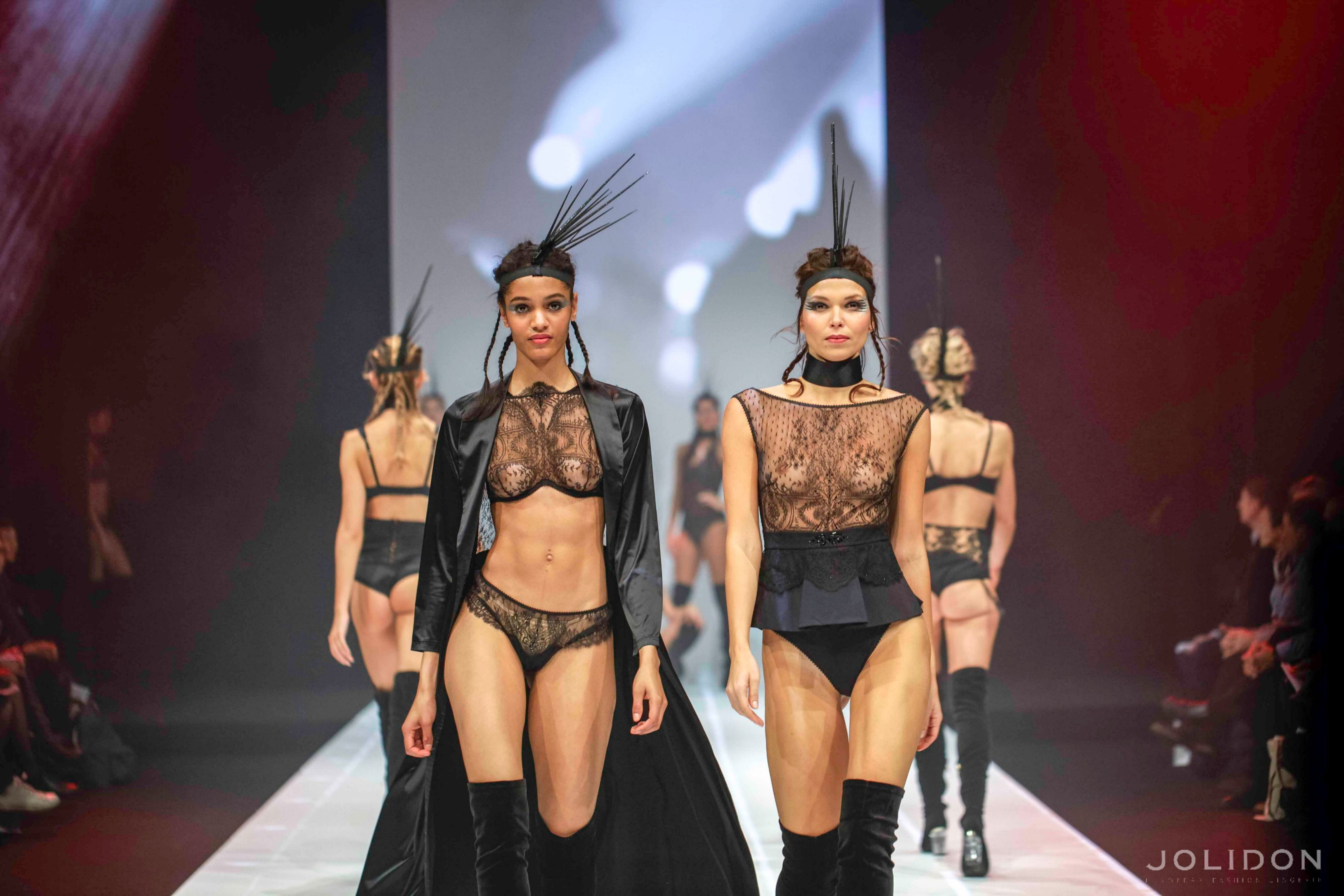 Salon De Lingerie Jolidon At Salon International De La Lingerie Paris 2018 New