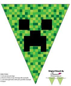 Banner minecraft party decorations free printable ideas from banner minecraft party decorations free printable ideas from family http minecraft birthday invitationsminecraft filmwisefo Image collections