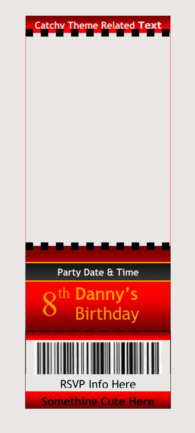 Theme Raffle Ticket Template Raffle Tickets Template Ticket Template Free Ticket Template Create your own tickets free