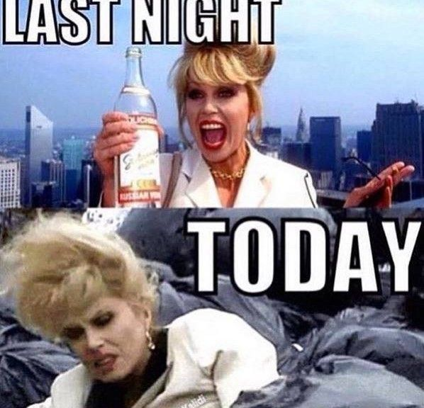 Did you enjoy last night? Happy Hangover | Memes, Drinking ...