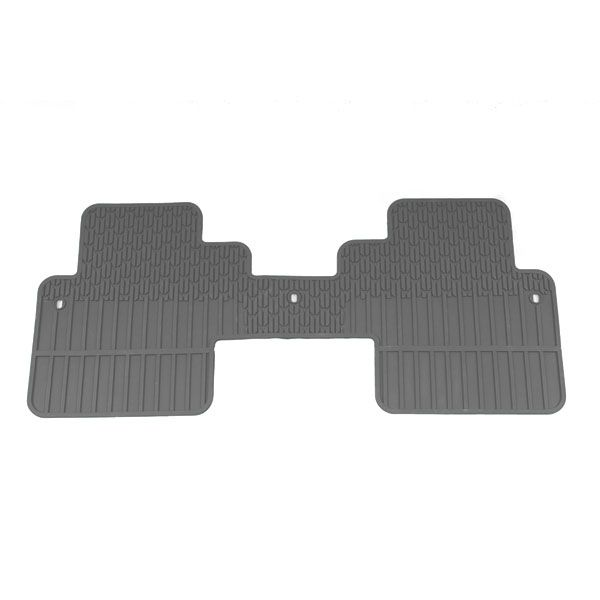 2015 Traverse Floor Mat 2nd Row All Weather Titanium Captains Chai 22890452 Floor Mats Shabby Chic Table And Chairs Floor Protectors For Chairs