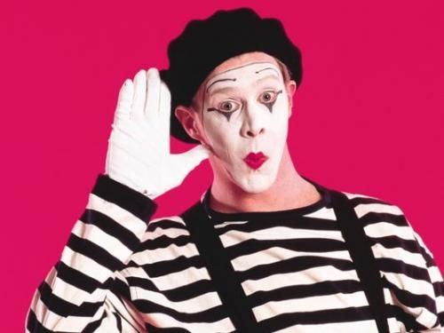 Mime Artists to Hire | Walkabout Entertainment - Contraband ...