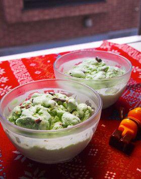 ミントチョコ♪アイスクリーム by 太田アキオ [クックパッド] 簡単おいしいみんなのレシピが241万品