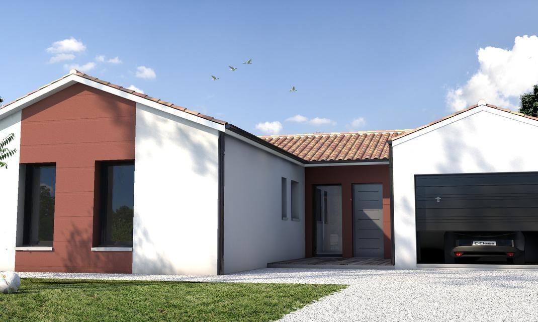 Avec ses 118 m² habitables dont 20 m² de surface annexe, cette - prix d une construction de maison