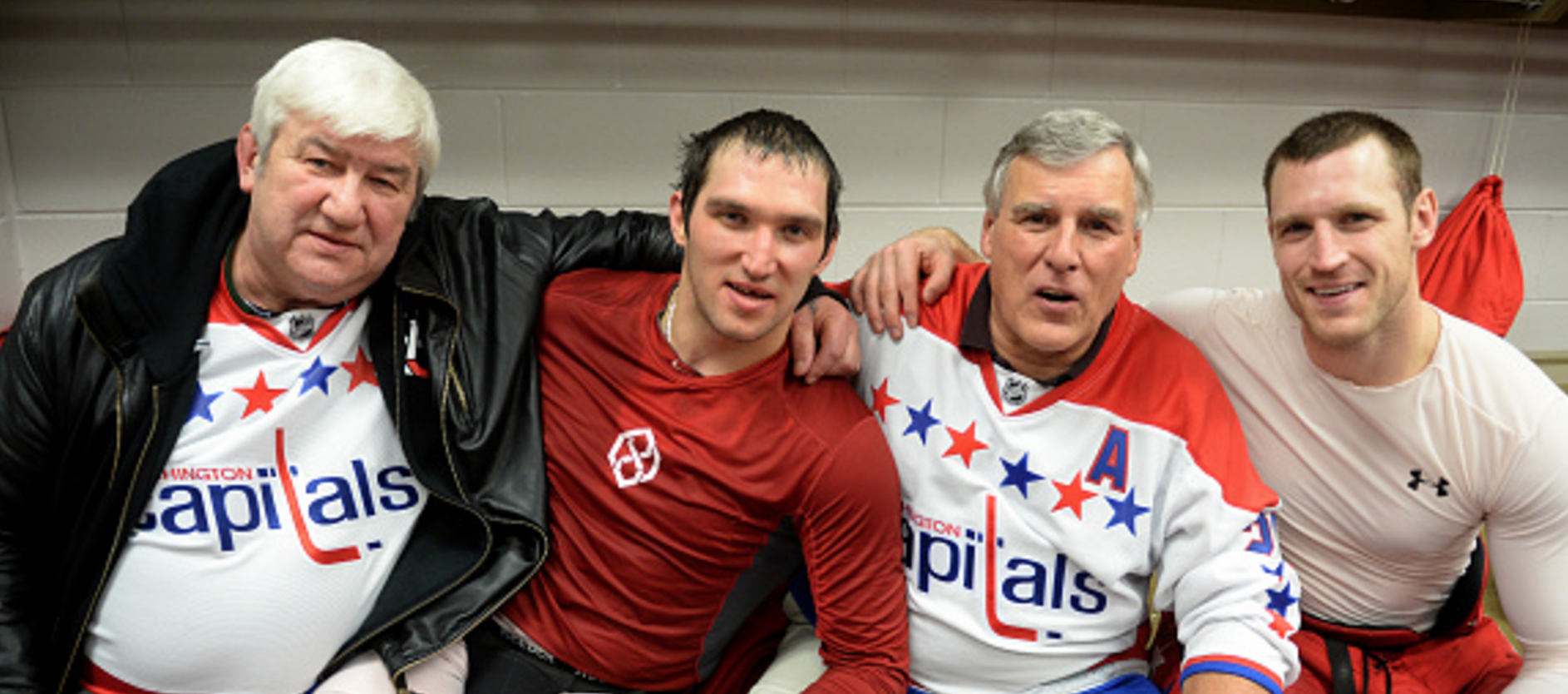 BarDown: Alexander Ovechkin tweeted this heartfelt message after Brooks Laich was traded