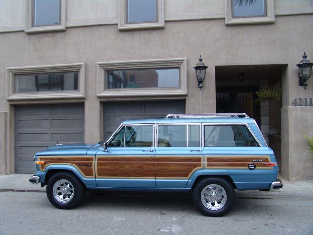 Jeep Grand Wagoneers Full Professional Ground Up >> Jeep Grand Wagoneers Full Professional Ground Up Restorations