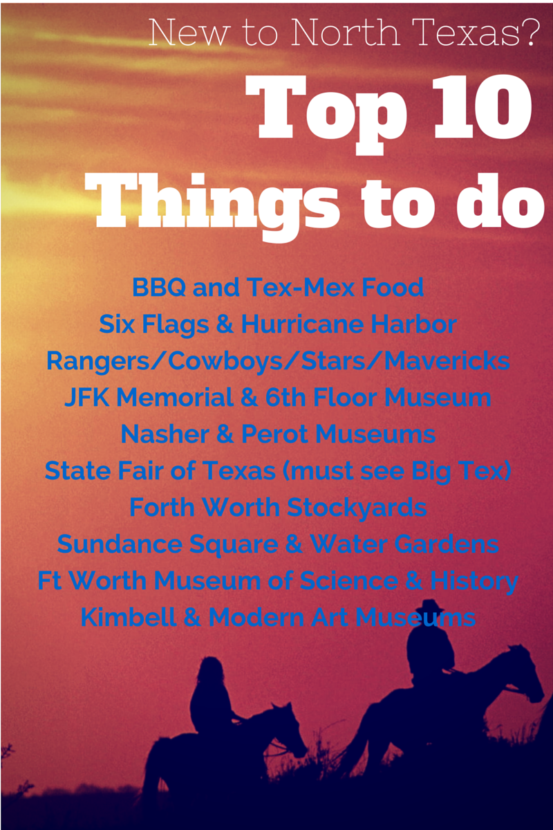 Top Things To Do In Dallas Fort Worth Texas Places I Have - 10 things to see and do in dallas